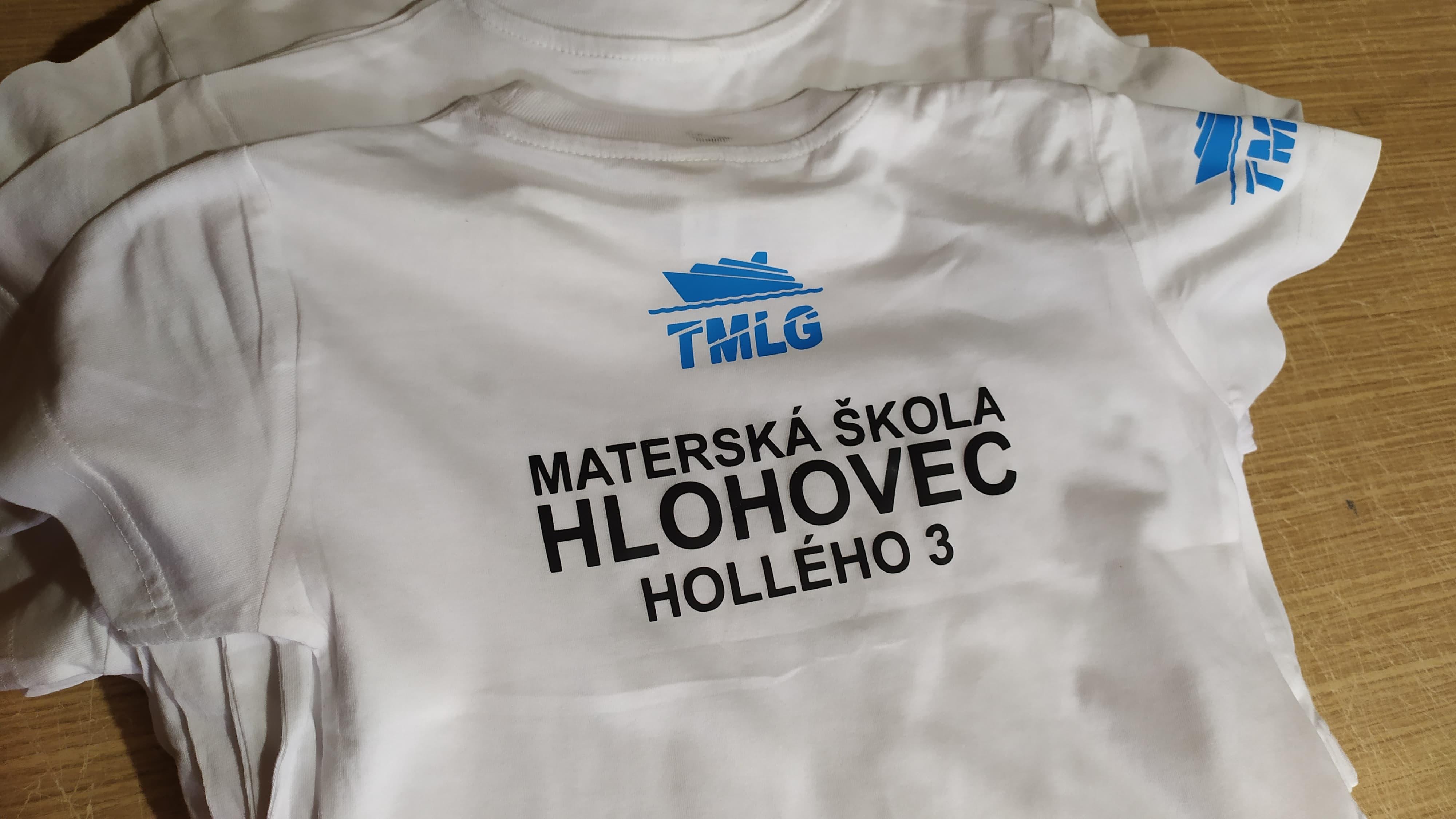 TMLG - tričko pre dieťa